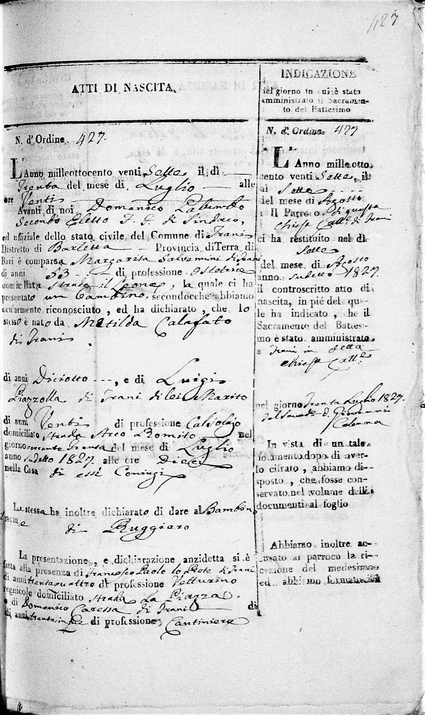 http://www.genealogiafamiliare.it/wp/wp-content/uploads/2018/03/Ruggero-Piazzolla-1827_1.jpg
